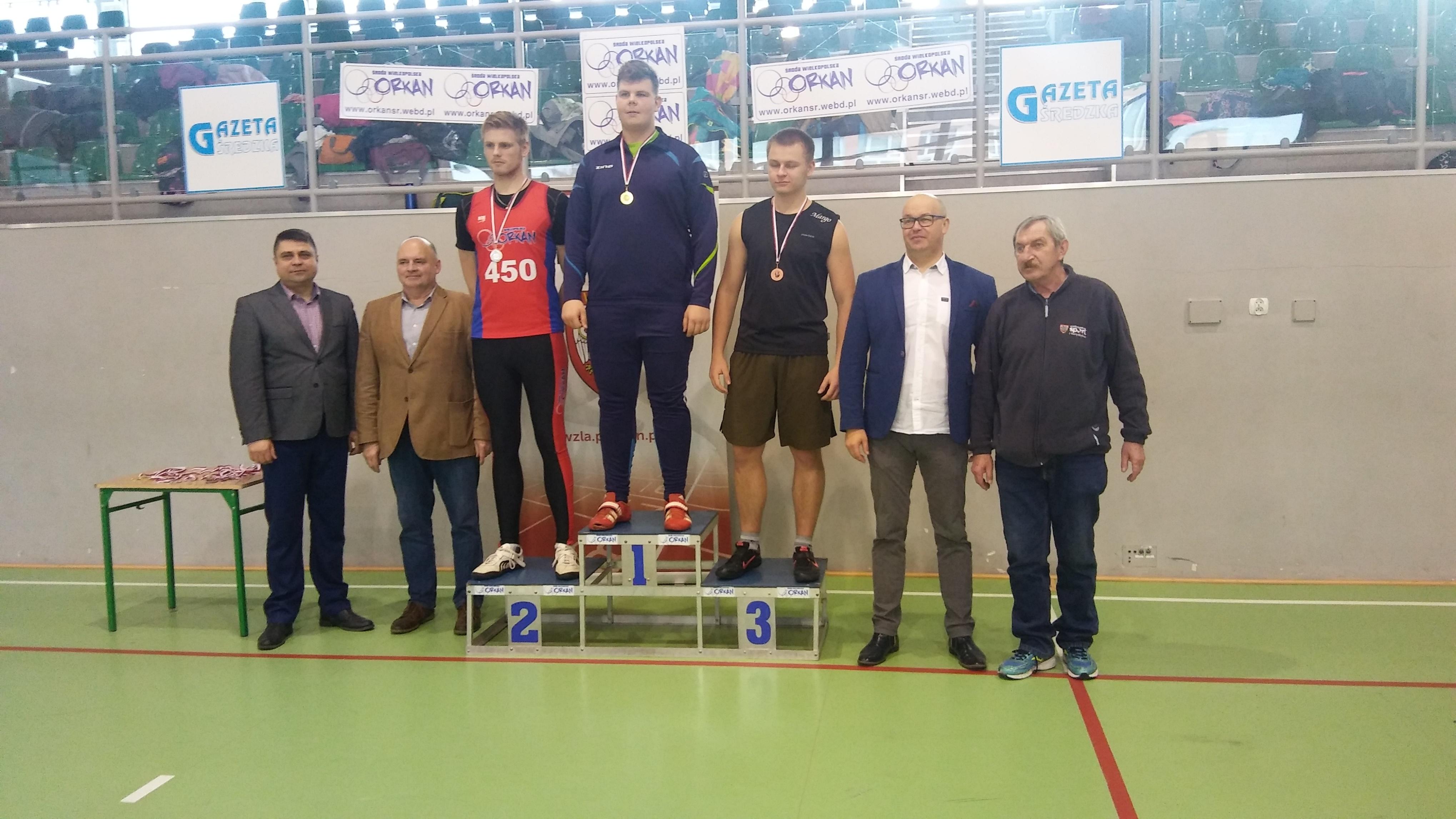 U20: 1m. Przybyłek Łukasz 2m. Wojtuś Mikołaj 3m. Smolarek Krzysztof