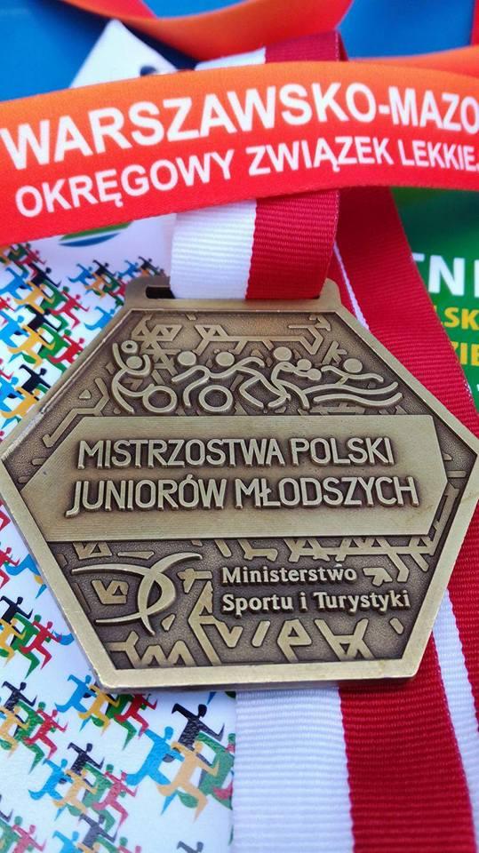 Medal OOM fot. Marcin Małecki