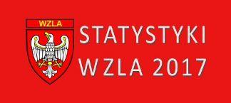 STATYSTYKI WZLA 2017